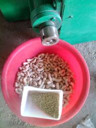 膨化机玉米饲料膨化机两相电膨化饲料机 动力强劲