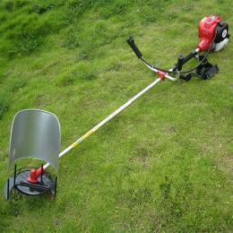 割草機背負式小型收割機水稻 動力強勁