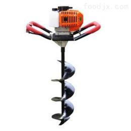 挖坑机汽油二冲程劲大挖坑机全新四冲程便携式钻眼