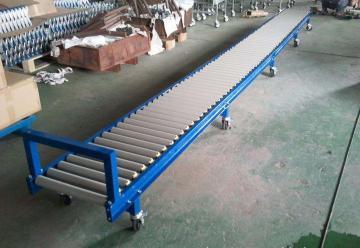 滚筒输送机南京生产水平输送滚筒线 纸箱动力辊筒输