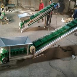 铝型材皮带机糖果自动输送生产线行走式 食品包装输送机