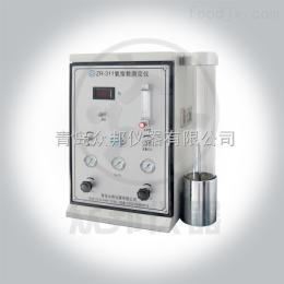 ZR-311青島眾邦廠家 ZR-311氧指數分析儀  專業直銷供應