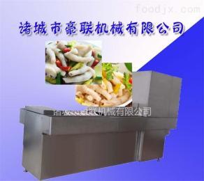 HLQR-ZG1厂家供应鸡爪切割机、凤爪切骨机
