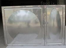 LJ哈尔滨不锈钢板水箱_生产厂家