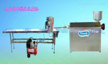 6FT-60Q全自動米豆腐機,同行業相比自動化程度高
