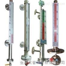 304不銹鋼頂裝磁翻柱液位計