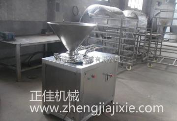 100齿轮灌装台湾烤肠灌肠机