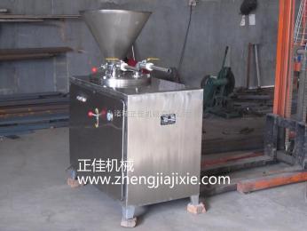 气动烤肠灌装机
