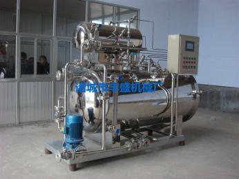 FS全自动喷淋式高温高压调理杀菌釜