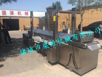 LYL-54山東雞排油炸生產線廠家直銷