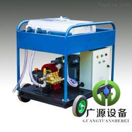 gyb-1食品厂机械设备水喷砂除漆除锈清洗机
