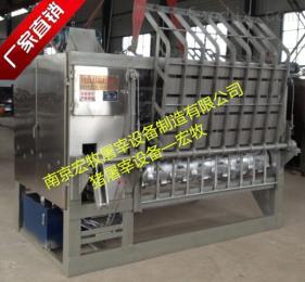 ZBMJ300型生猪打毛机|液压式生猪打毛机刨毛机|生猪屠宰机械设备
