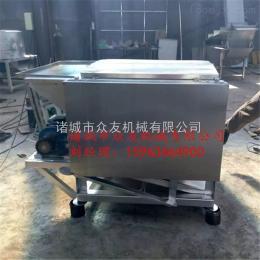 zy-7G七辊脱毛机 鸡鸭脱毛拔毛 小型卧式家禽脱毛机 厂家供货