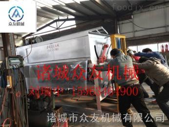 ZY-100型供應宰豬生產線設備豬刨毛機豬屠宰流水