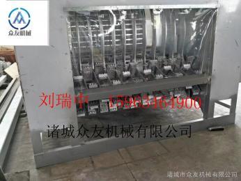 ZY-100型生猪脱毛机_七辊脱毛机羊脱毛机_生猪屠宰设备