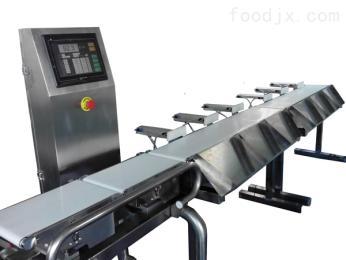可定制鸡腿重量分级机(琵琶腿六级重量分选)