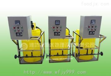 JY-14空调循环水加药装置全自动加药装置设备原理