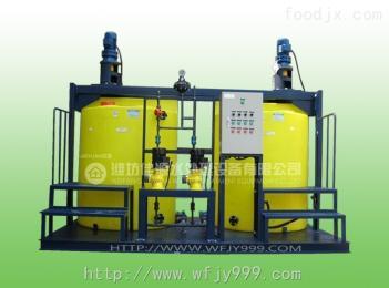 JY-12酸碱自动加药装置全自动加药装置设备规格型号