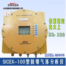 SICEX-100环保部指定环境监测产品防爆型在线气体分析仪(H2、CO、O2)