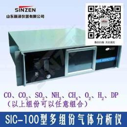 SIC-100在线多组份(参数)气体分析仪