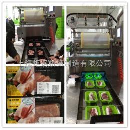 氣調包裝機氣調包裝機廠家供應炬鋼機械全自動調保鮮