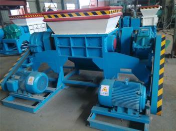 HY-1200報廢木凳粉碎機、大型木凳撕碎機設備專業生產線