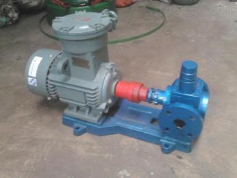 河北泊头YCB3.3-0.6圆弧齿轮泵