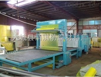定制出售大型岩棉板包装机 切割机价格