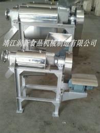 LZ-0.5靖江小型螺旋生姜榨汁机价格
