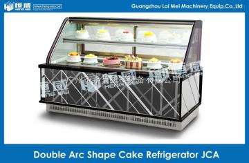 JCA1-120恒威牌弧形蛋糕柜