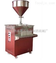 中南RGJ电动膏液两用灌装机