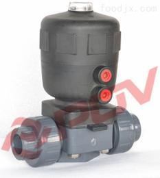 G6k41J气动由令PVC隔膜阀