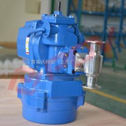 Q941F球阀防爆电动执行器安装方式