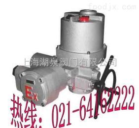 防爆型电动执行器