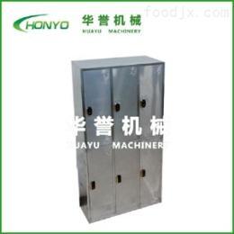 HY-GYG食品厂员工不锈钢更衣柜