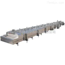 超长液氮速冻机