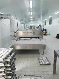 DJL液氮SUS304不锈钢速冻机食品保鲜速冻机
