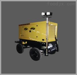 SFW6130B托拉式移动照明灯塔,全自动升降式移动灯塔SFW6130B