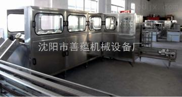 QGF-300灌装生产线设备-全自动桶装水灌装机