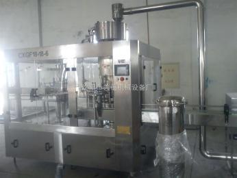 CXGF18-18-6善蕴机械-全自动三合一小瓶水灌装机