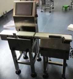 GM602A1600g檢重秤、分選秤、選別秤
