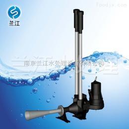 QSB0.75潜水射流式曝气机 自吸式曝气机