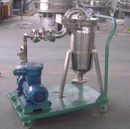 0.25-14㎡過濾面積油脂精煉設備-袋式過濾機