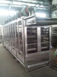 YHS-7600型魷魚絲烘干機械設備