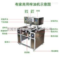 YJ-80东莞有家杨禄平发明智能商用榨油机