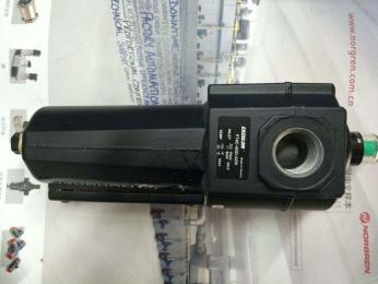 NORGREN/诺冠 F74C-4GD-AD0 通用过滤器 F74C除油过滤器 英国原装 道墨总代理