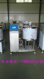 150型牛奶巴氏杀菌机 鲜奶吧牛奶杀菌设备