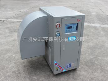BYPE-5.0F英鹏风冷式防爆冷水机(侧出风)
