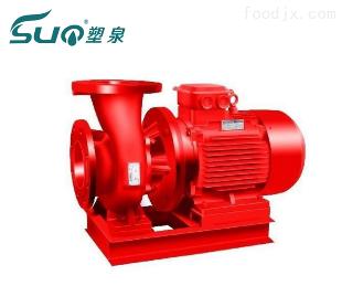 供应XBD3.2/330-500W卧式单级消防泵
