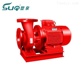 供应XBD12/55-150W卧式单级管道离心泵,卧式管道离心泵图片